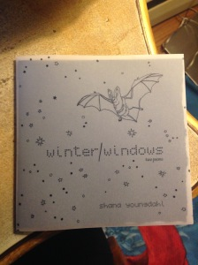 winter/windows by Shana Youngdahl & MIEL press